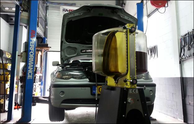 BMW E46 spoelen