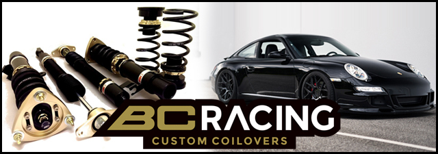 BC-Racing coilovers schroefsets RA-Performance