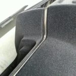 Volkswagen Golf MK2 chromen bies 2