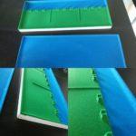 3D print servies koffer insert