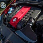 Volkswagen Golf MK5 GTI motor afdekplaat